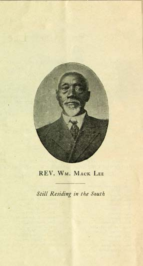 Robert E. Lee's Slave